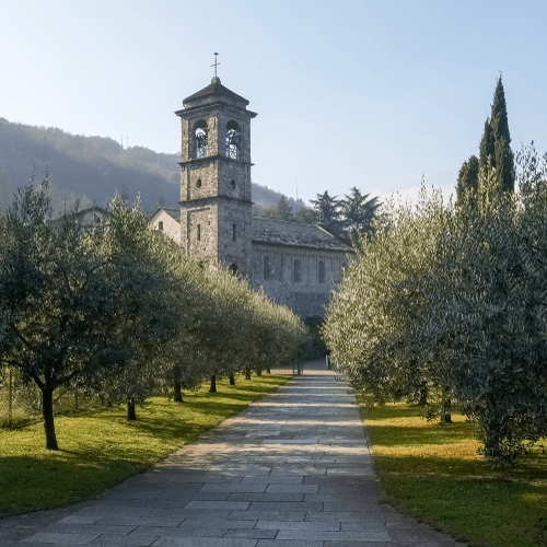 Visit the Piona priory (Copy)